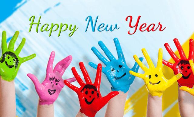 new year 2018 photo