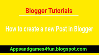 how-to-create-new-post-in-blogger-blog