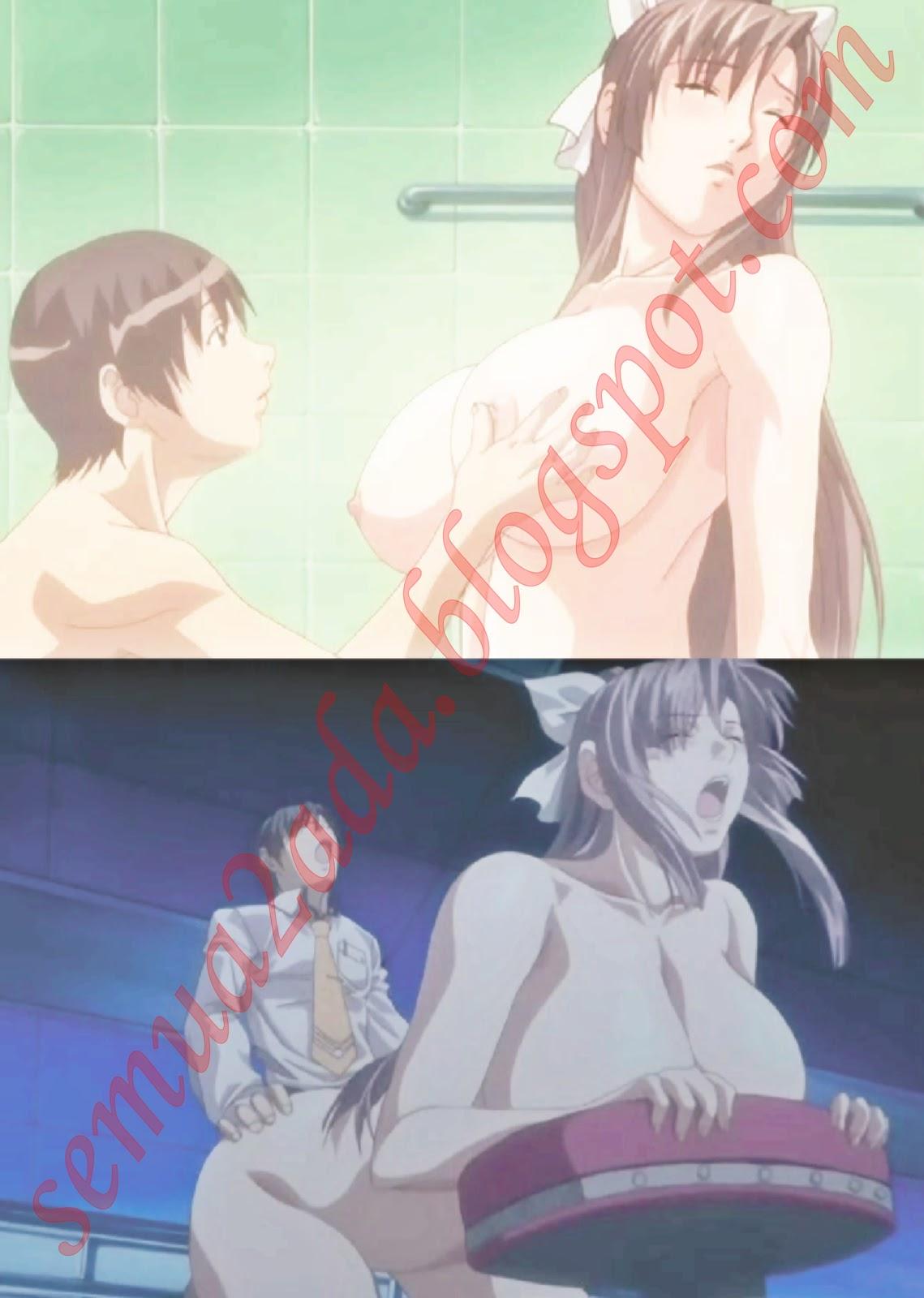Semua Ada Anime Porn Movie Cleavage Subtitle Indonesia-6625