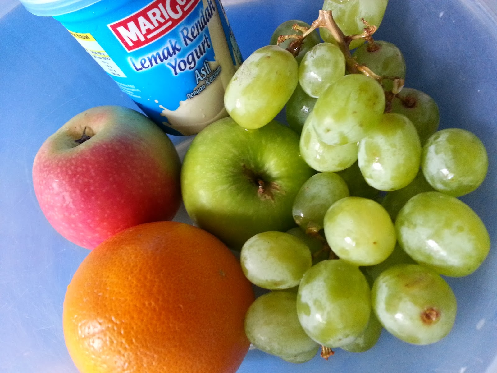 Resep salad buah ncc