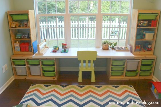 Storage Ideas Kids Room Decor Diy