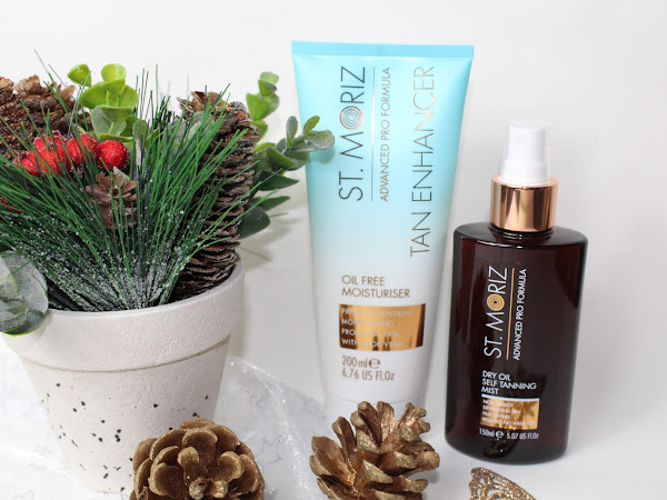 St. Moriz Tan Enhancer and Dry Tanning Oil