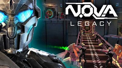 N.O.V.A. Legacy Apk Mod