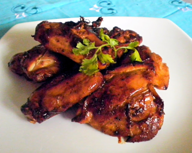 Pan Fried Honey Soy Chicken Recipe  @ http://treatntrick.blogspot.com