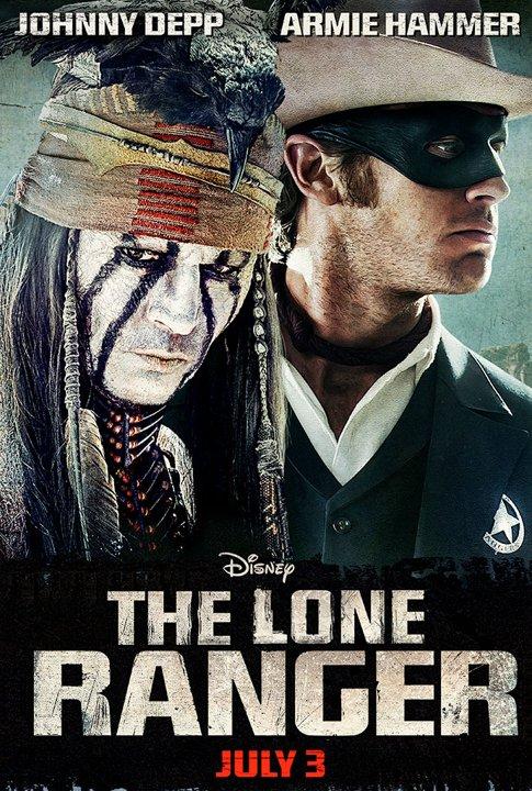 The Lone Ranger 2013 Dual Audio 720p ORG [Hindi - English] BluRay Esubs