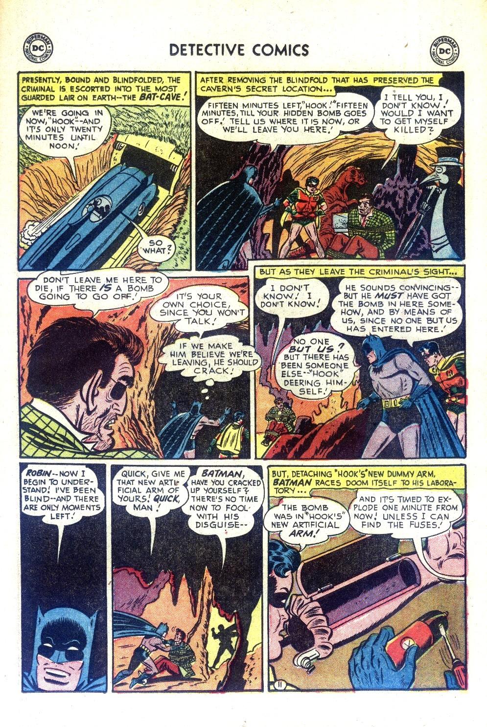 Read online Detective Comics (1937) comic -  Issue #188 - 13
