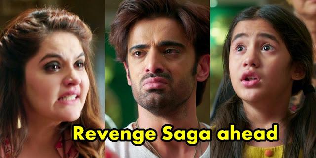 REVENGE SAGA : Sikandar turns avengeful against Lovely to toughen Kulfi's life at hell in Kulfi Kumar Bajewala