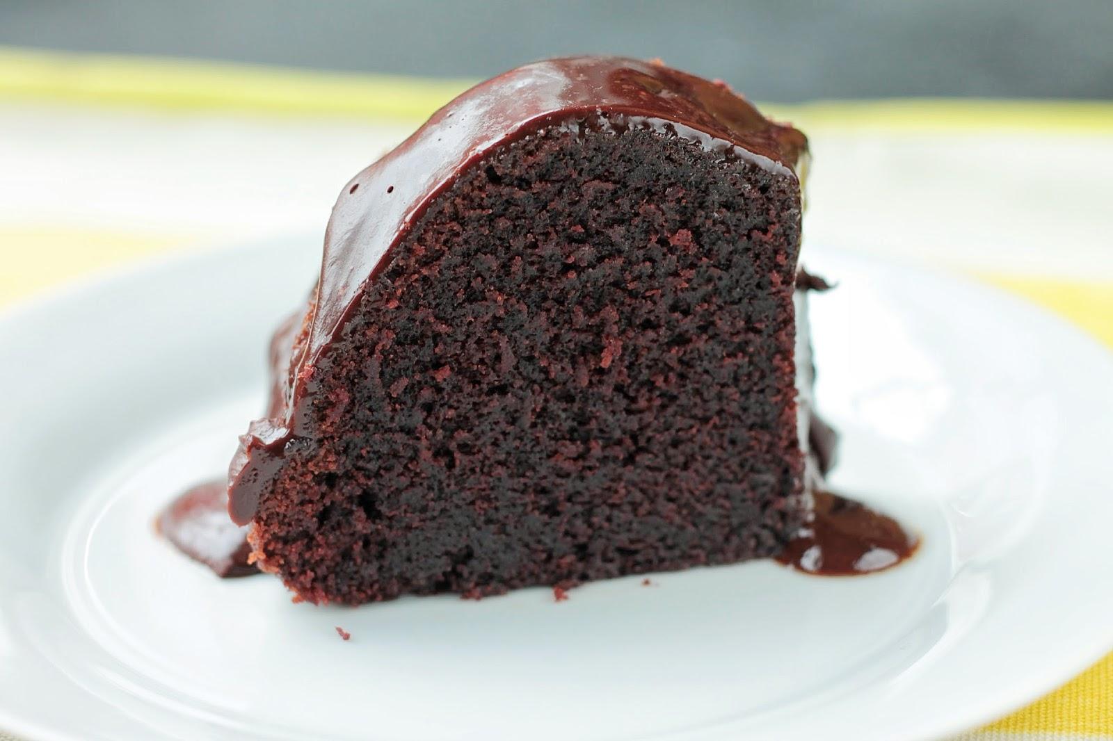 Lick The Bowl Good Chocolate Bundt Cake