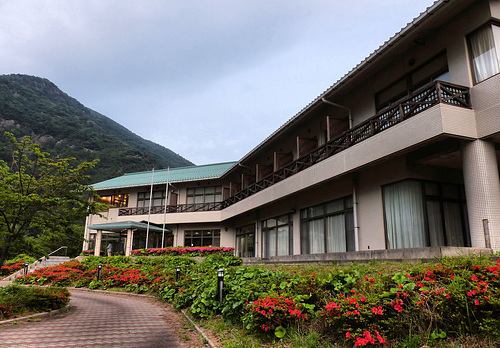 Hotel Uneri, Dogo Island, Oki Islands.