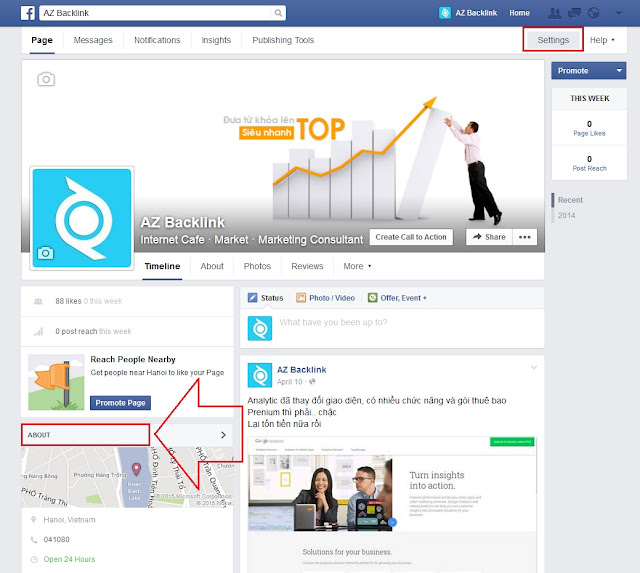 backlink facebook