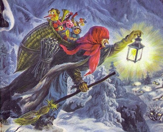Befana, vrăjitoarea italiană a Crăciunului