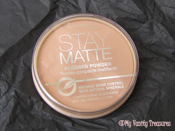 Stay Matte Pressed Powder by Rimmel #4