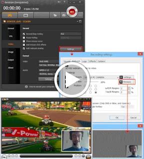 Bandicam 4 bản Portable - Phần mềm quay màn hình PC bản quyền suốt đời.