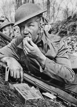 Webbingbabel Army Eating Utensils