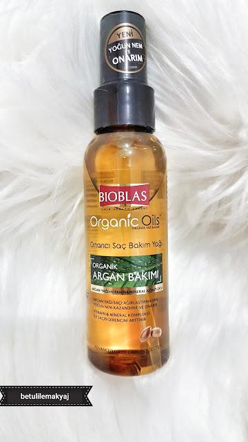 bioblas argan yağ