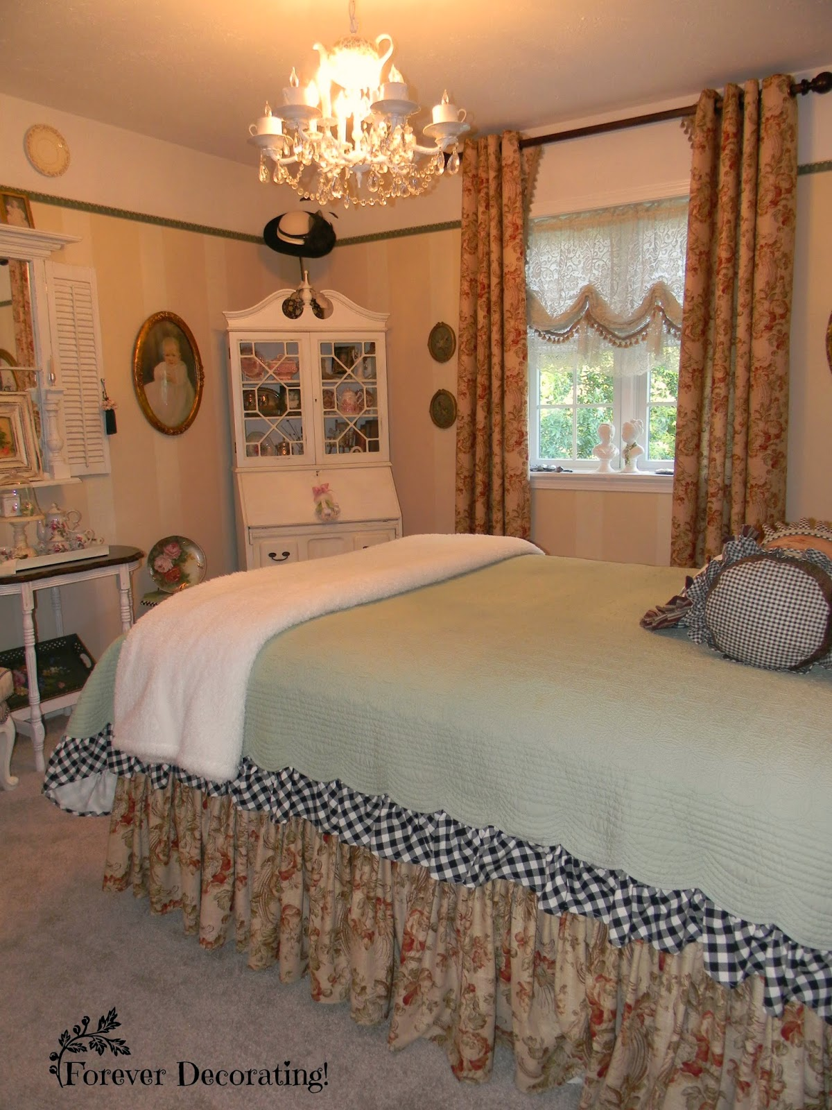 Forever Decorating Guest Bathroom Tour: Forever Decorating!: The Best Of 2014