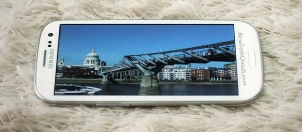 Samsung Galaxy s3 features pop
