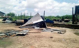 Lagos demolishes illegal structures at Oko-Oba Abbatoir