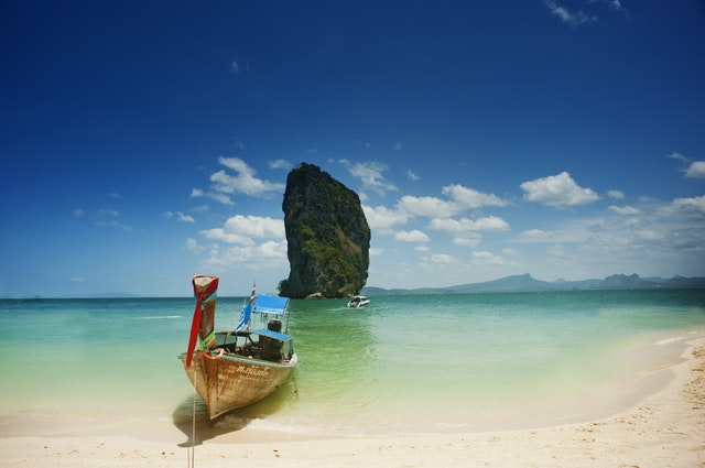destinasi favorit di thailand