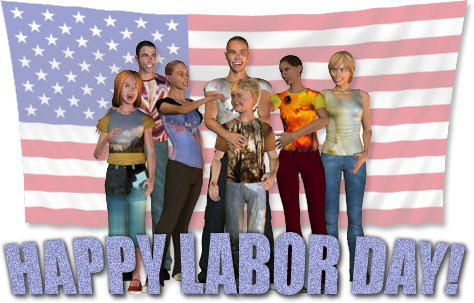Happy Labor Day Images For Friends And Family