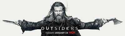 Outsiders Season 2 Banner Poster 2