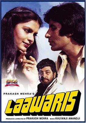 Laawaris 1981 Hindi 480p DVDRip 500mb