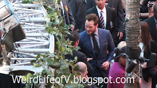 Chris Pratt - Jurassic World Premiere