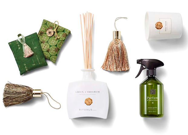Perfuma tu hogar con Rituals