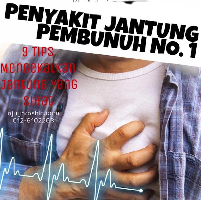 penyakit jantung shaklee