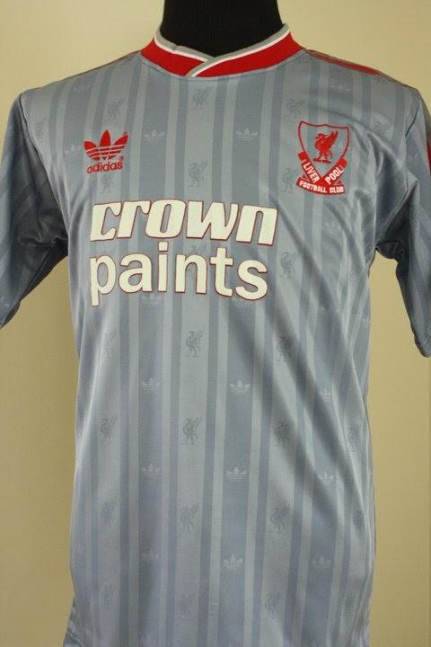 ae5611a909d fesretrobrunei  thesportshop  LFC Replica Away Kit 1987-88