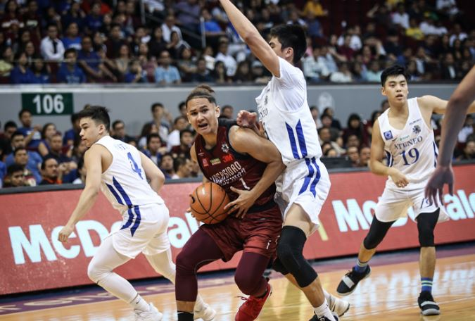 UP vs Ateneo Game 1 UAAP Season 81 men's basketball finals