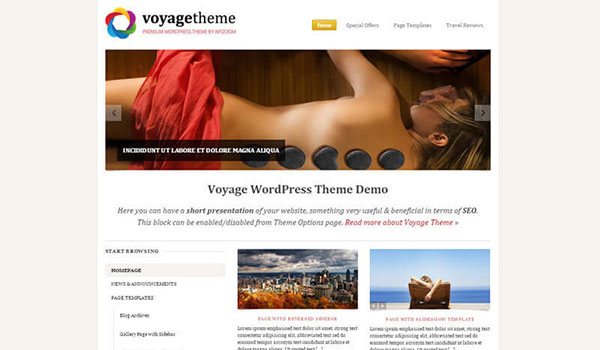 Voyage-WordPress-Theme