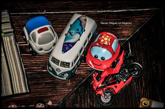 voitures enfants