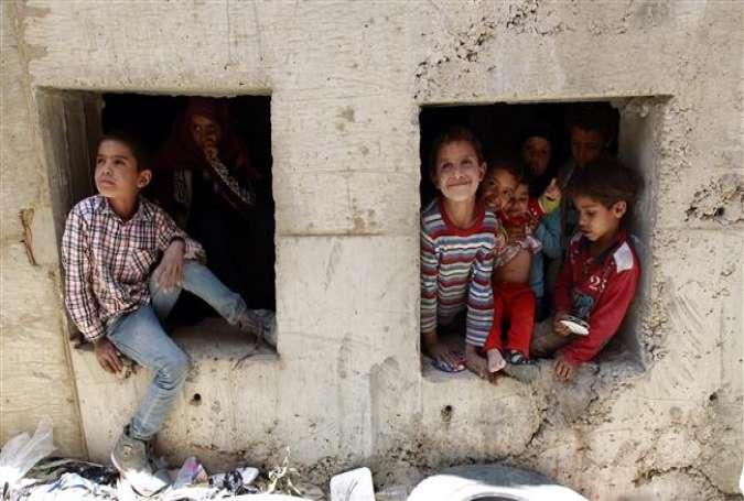 Ratusan Anak Yaman Terbunuh dalam Serangan Militer