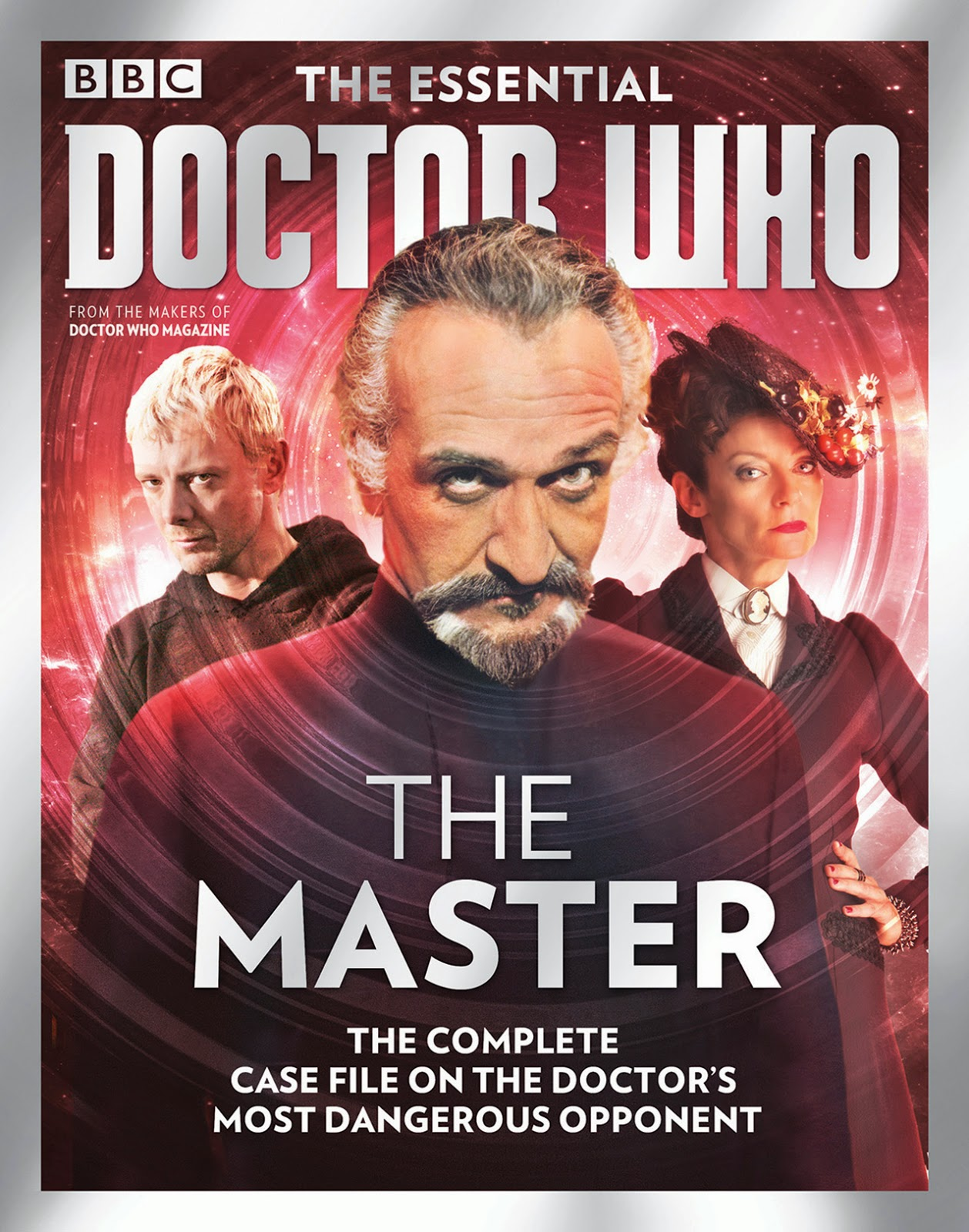Blogtor Who: The Essential Doctor Who: The Master