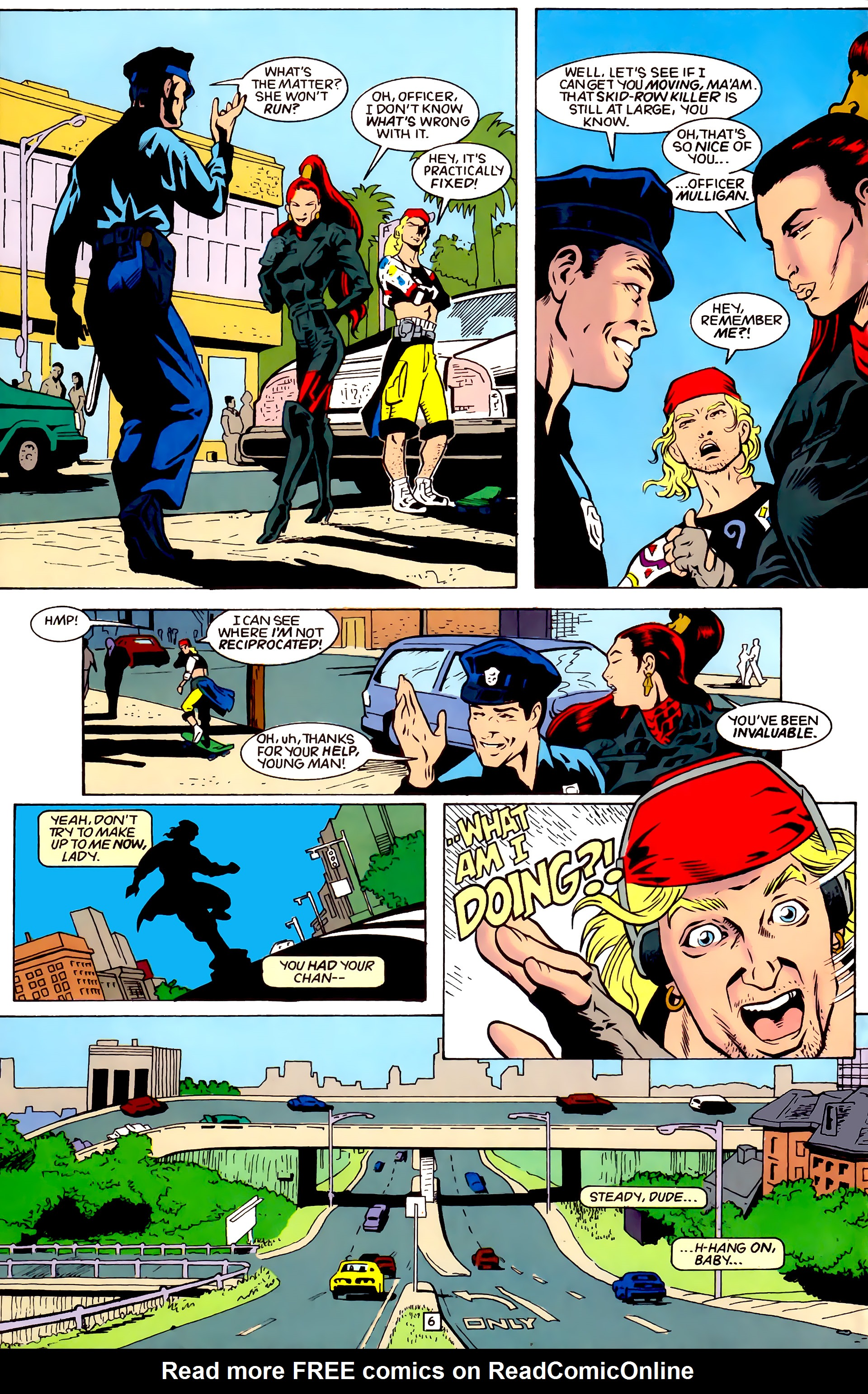Legion of Super-Heroes (1989) _Annual_4 Page 6