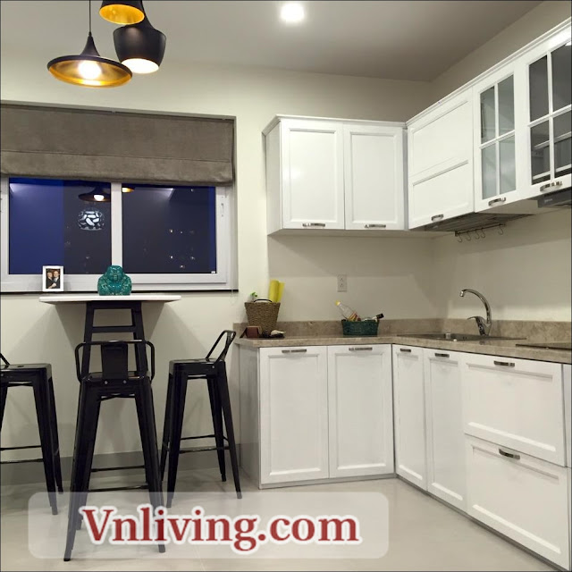 Service apartment 2 bedrooms apartment for rent in Thao dien ward District 2