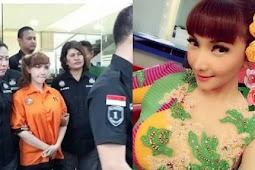 Roro Fitria Duta Anti Narkoba Indonesia Tercyduk Kasus Narkoba?