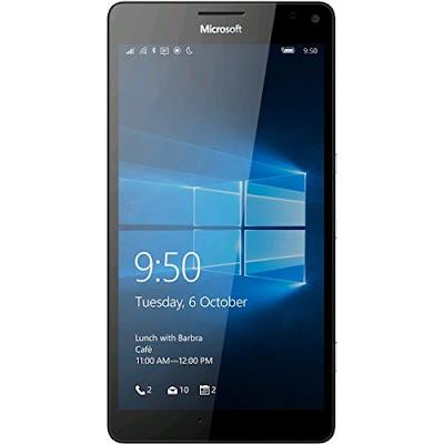 Lumia 950 XL Windows 10 Smartphone
