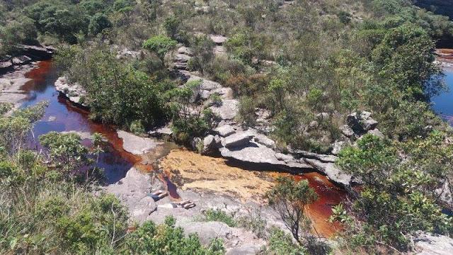 trilha cachoeira da fumaça - vale do capão