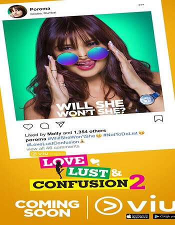 Poster Of Love Lust and Confusion Season 02 2019 Watch Online Free Download