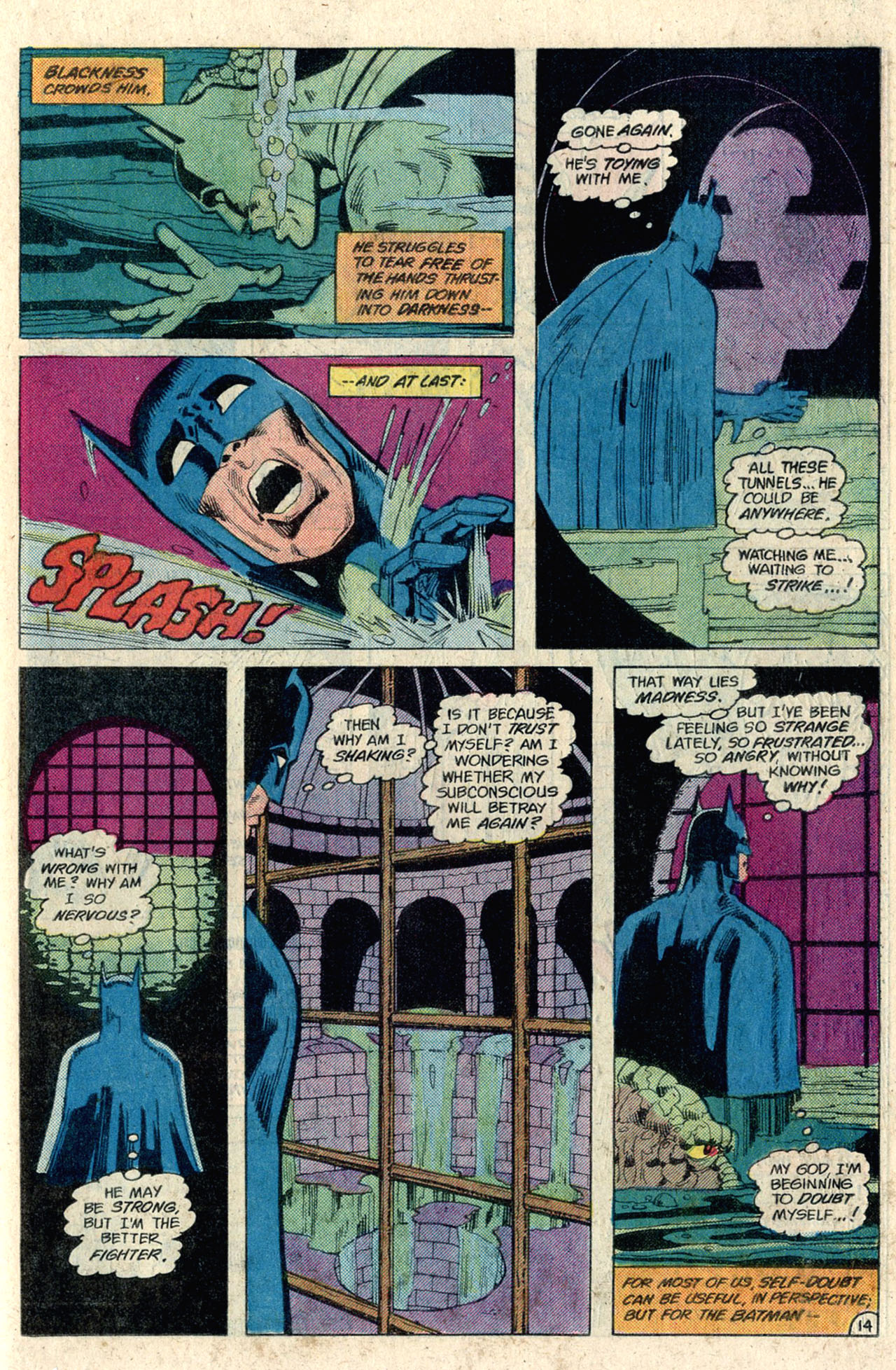 Detective Comics (1937) 525 Page 18