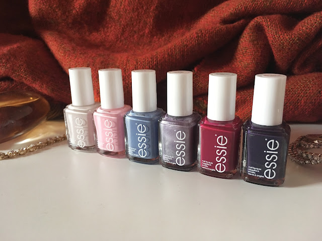 Essie 2017 Fall Collection - Dressed to the Nines
