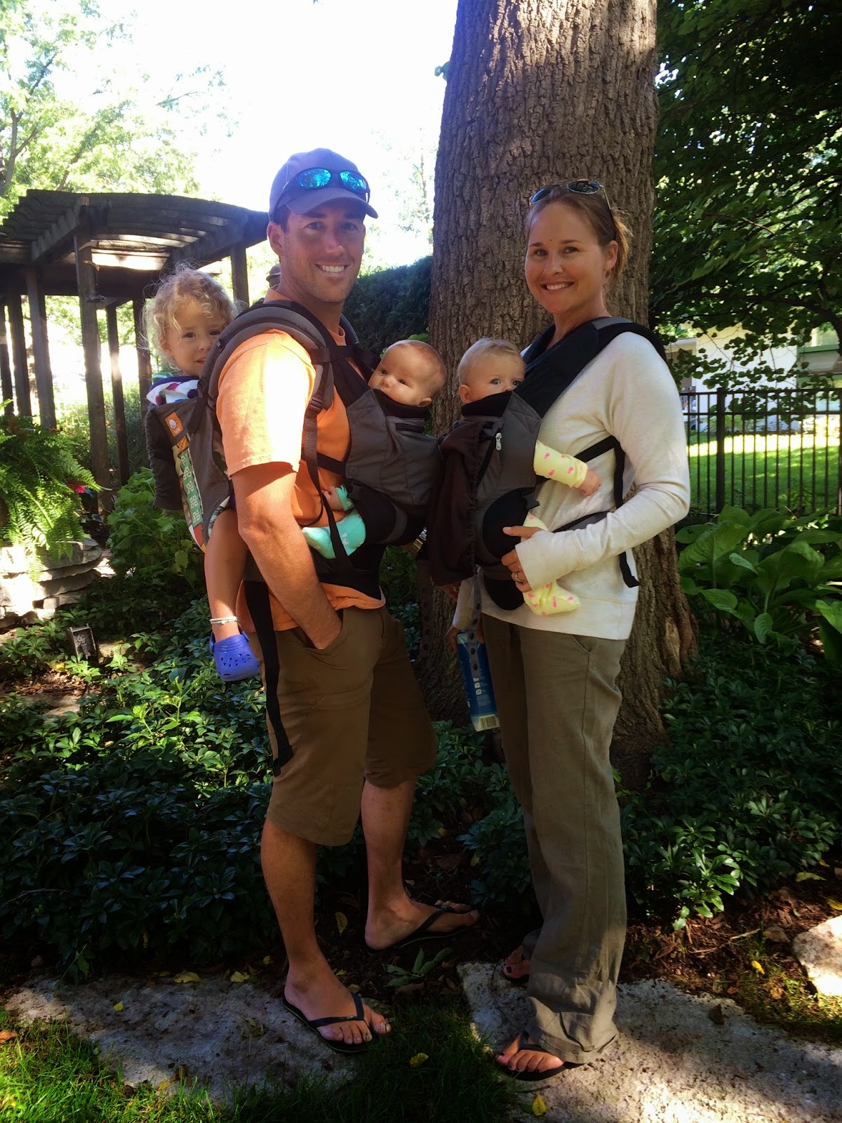 Windtraveler Wearing Twins My Favorite Methods Of Tandem Babywearing