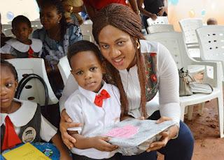 Samville Pupil Enjoy Mothers Day