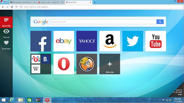 Software Browser Cepat Ringan