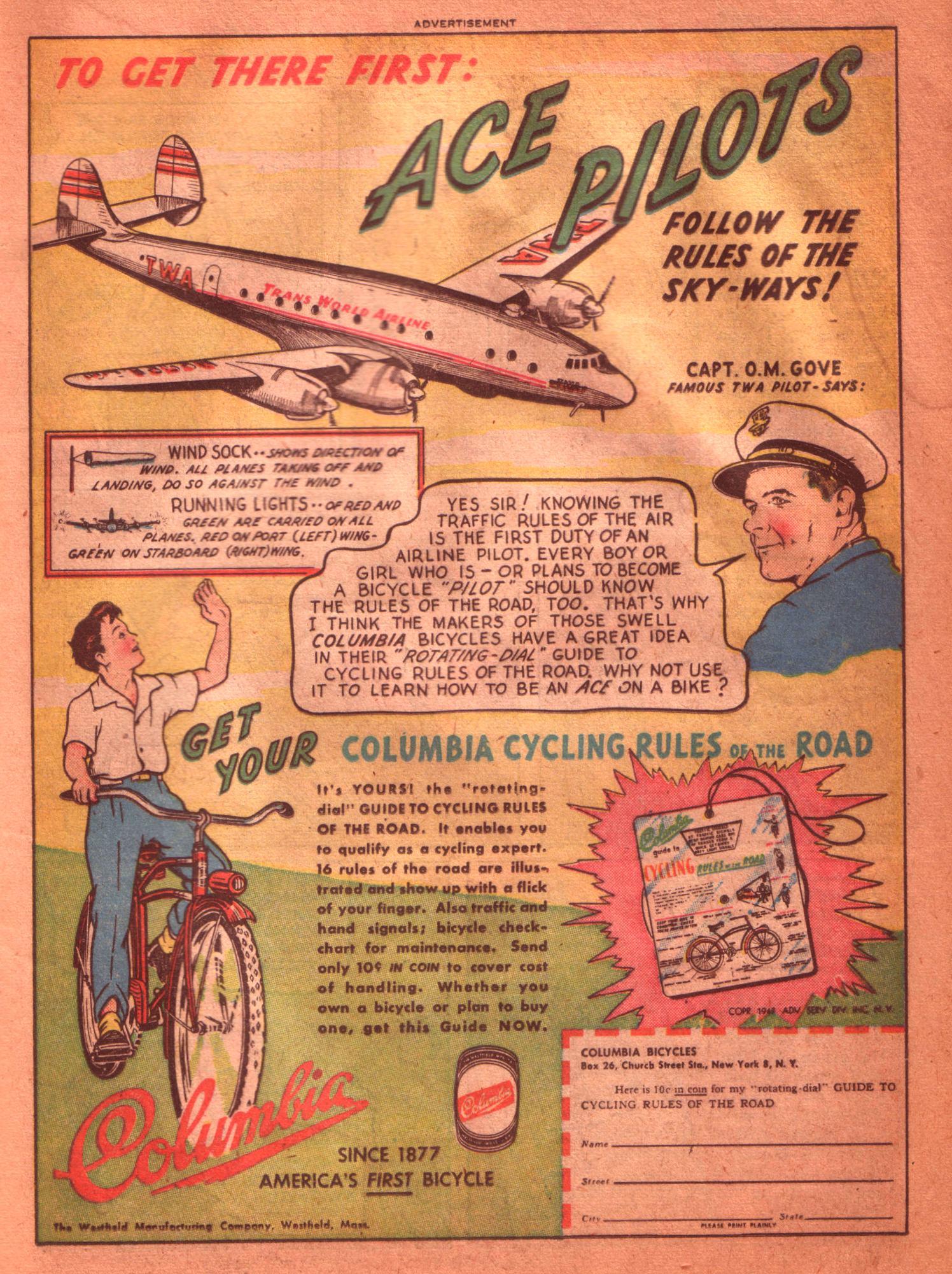Read online Detective Comics (1937) comic -  Issue #125 - 31