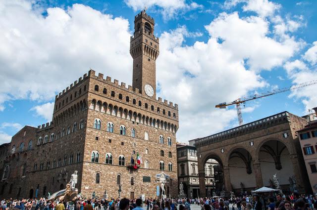 Piazza della Signoria Florencia