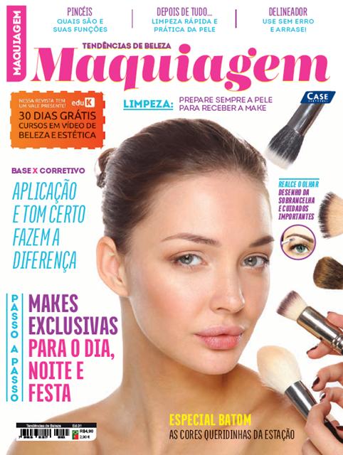 Revista Tendências de Beleza Edição 1
