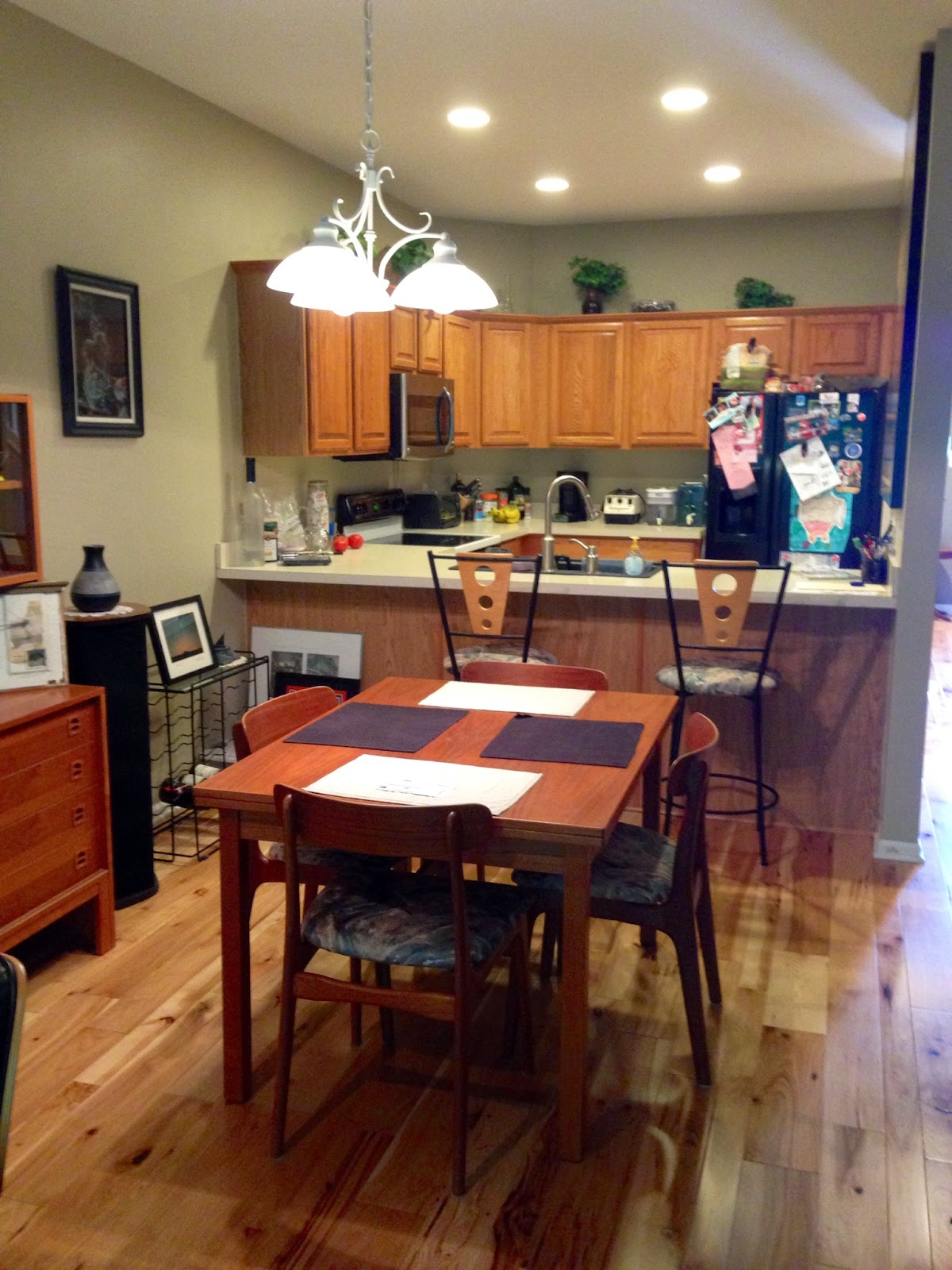 South Barrington Dining Room Project: Danacaseydesign: Latest Project: Kitchen And Dining Room